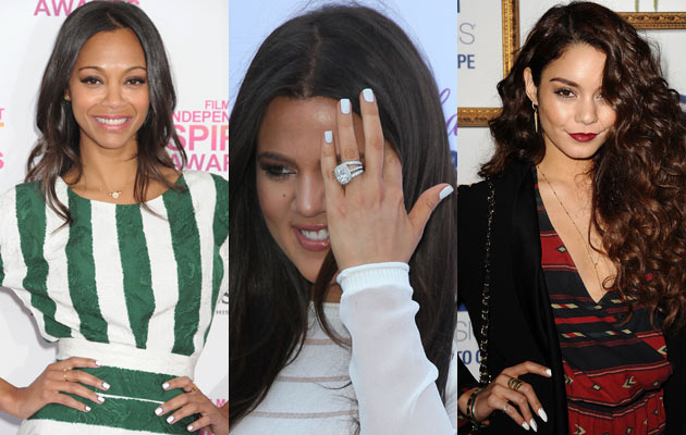 230513-celebs-with-white-nail-varnish